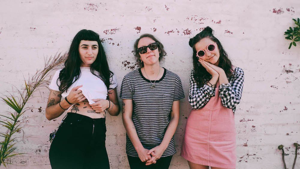 Camp Cope Are Taking Over The Fucking World photo