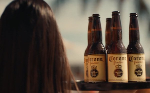 Mad: Corona's Extra, Familiar Brands Highlighted In New Work photo