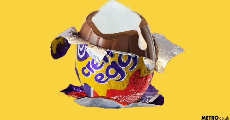 It Takes 15 Minutes Of Burpees To Burn Off A Creme Egg, But That's Not The Point photo