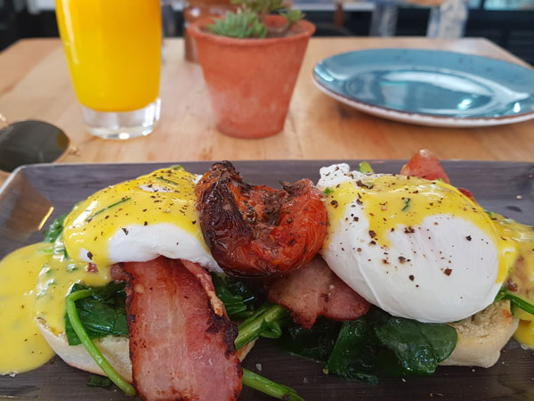 Green Point's New Neighbourhood Brunch Spot, Cushty ? Reviewed photo