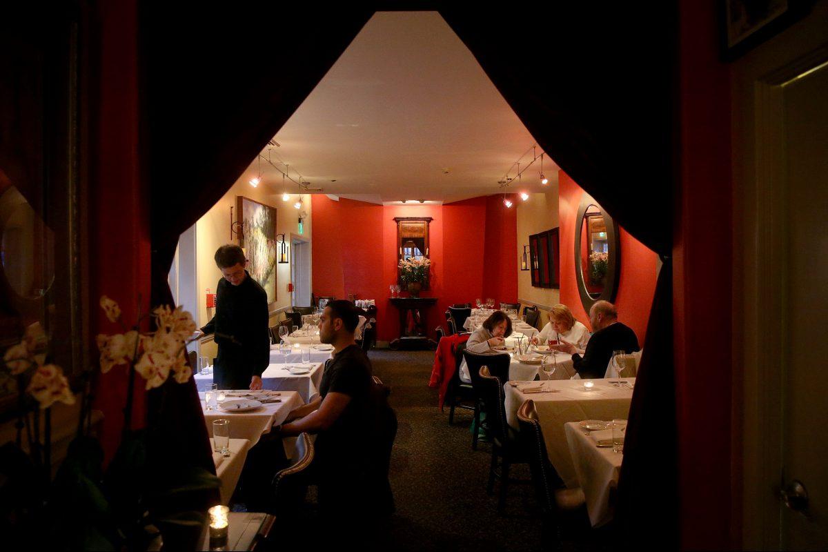 M Restaurant At The Morris House photo