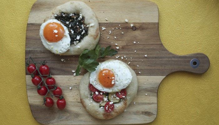 Recipe For Breakfast Focaccia That Is Delicious Throughout The Day photo