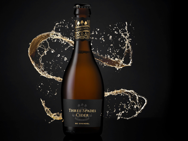 Partner Content: Three Spades Cider Brings Style To Cider photo