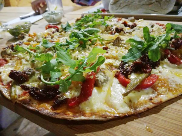 Gin Cocktails And Pizzas At East London?s Thyme Fusion Gin Bar – Reviewed photo