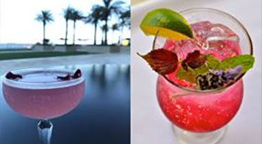 Next Big F&b Trend: Floral Cocktails photo