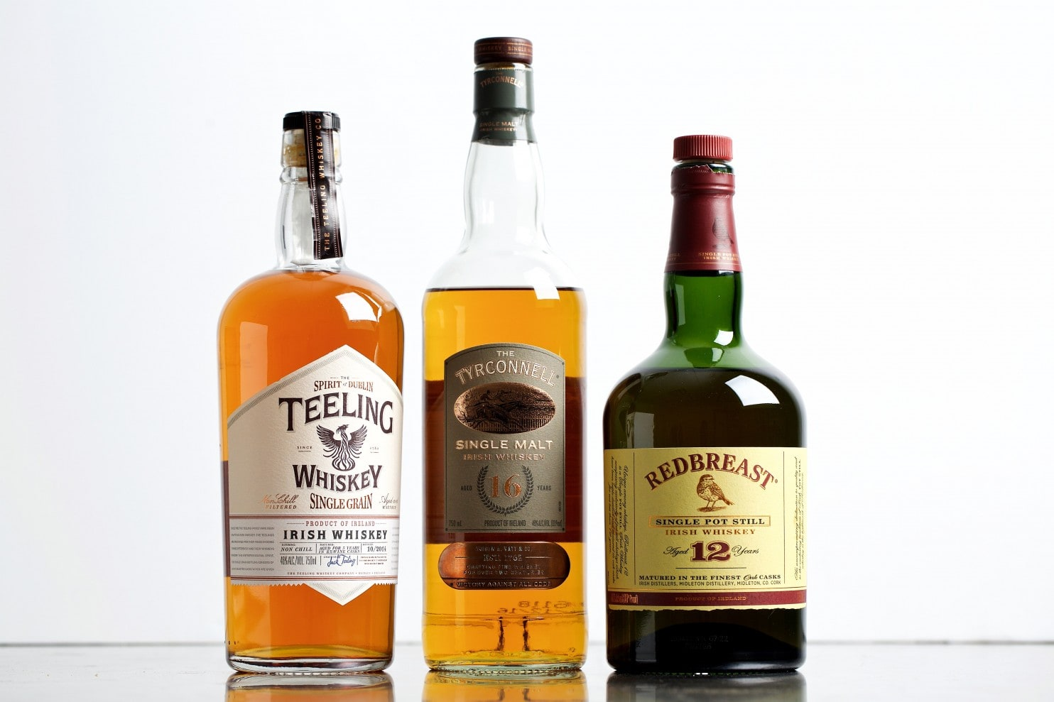 8 Irish Whiskeys To Try When You Want To Get Serious photo