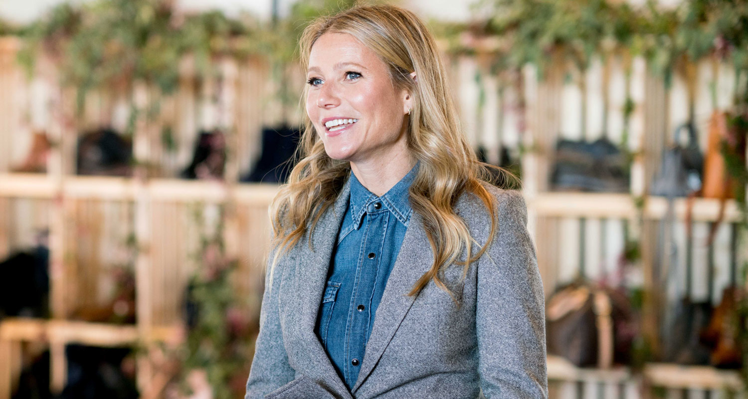 Gwyneth Paltrow Hosts ?goop? Spring Road Trip To Napa Valley! photo