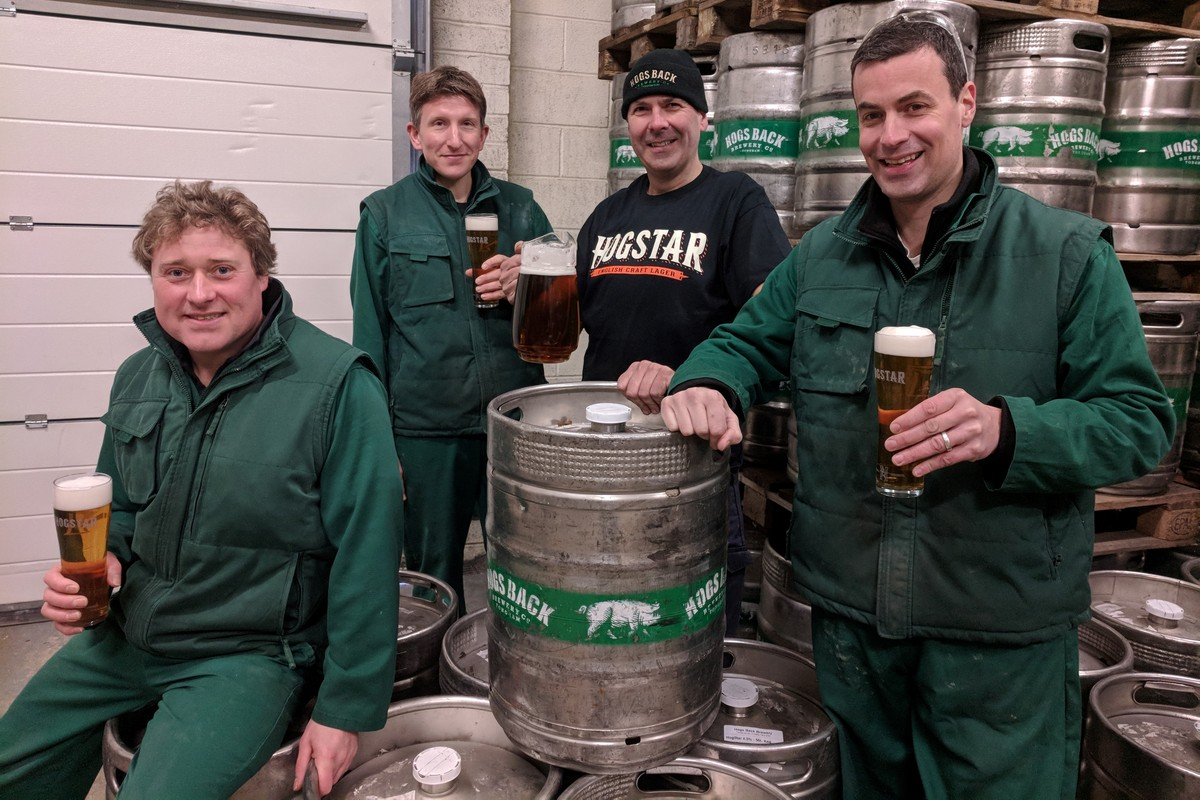 Siba Medals For Hogstar English Craft Lager ? Beer Today photo