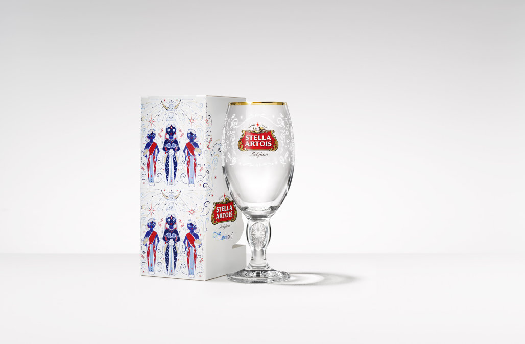 World Water Day: Stella Artois Teams Up With Water.org To Provide Clean Water To Over 1.5 Million People photo