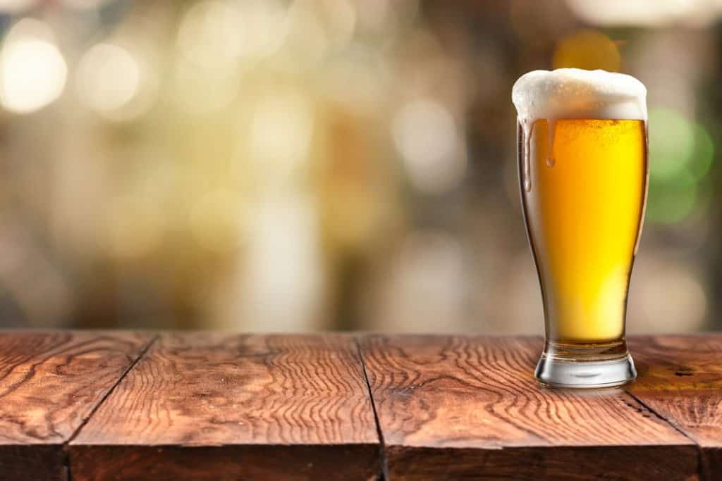 Raise Your Glass To Low Carb Beer photo