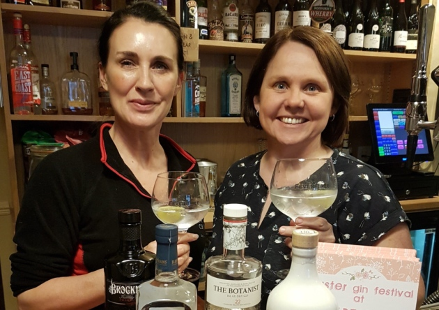 Village Pub In Beyton To Be The Venue For Amazing Gin Festival photo