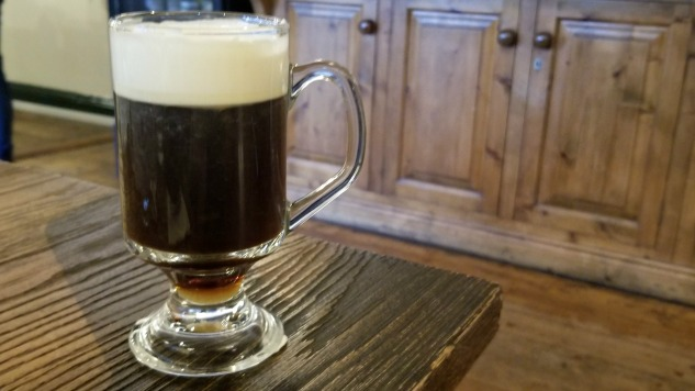Drink An Irish Coffee This Saint Patrick's Day photo