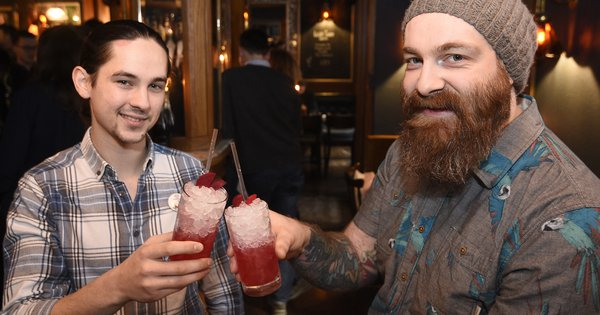 six Edinburgh Bars Not To Miss At Tales On Tour 2018 photo