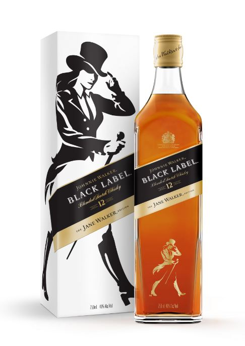 When Johnnie Met Jane: Johnnie Walker Supports Women's History Month With Limited-edition Bottle photo