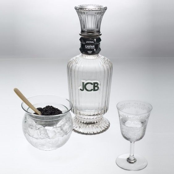 Jean-Charles Boisset launches caviar-infused vodka photo