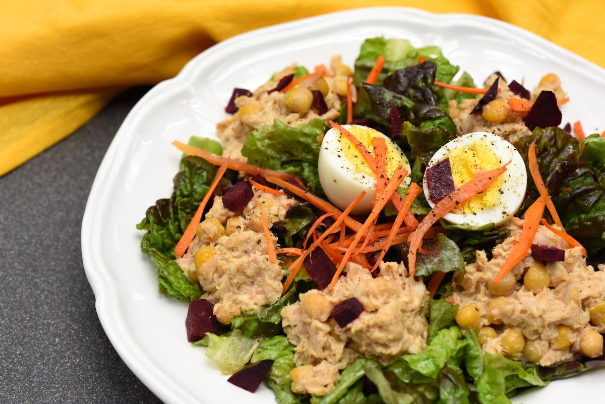 How A Dutch Fry Shop Staple Inspired This Tuna Salad Recipe photo