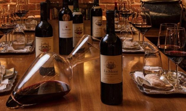La Motte Wine Estate Gets Global Recognition photo