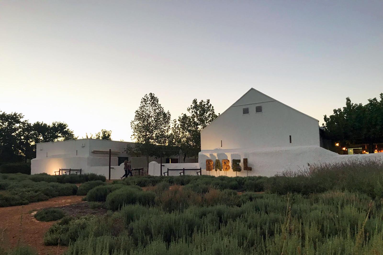 Babylonstoren Farm Hotel, Cape Winelands photo