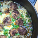 French Onion Meatball Casserole photo