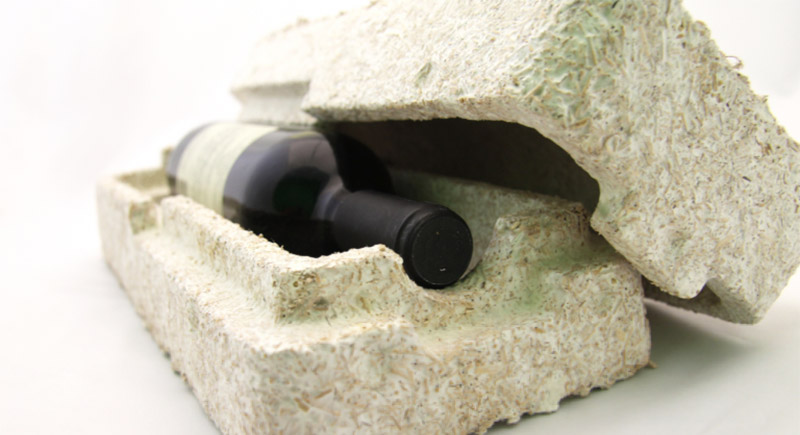 Ikea To Use Mushroom Based Packaging That Will Decompose In A Garden Within Weeks photo