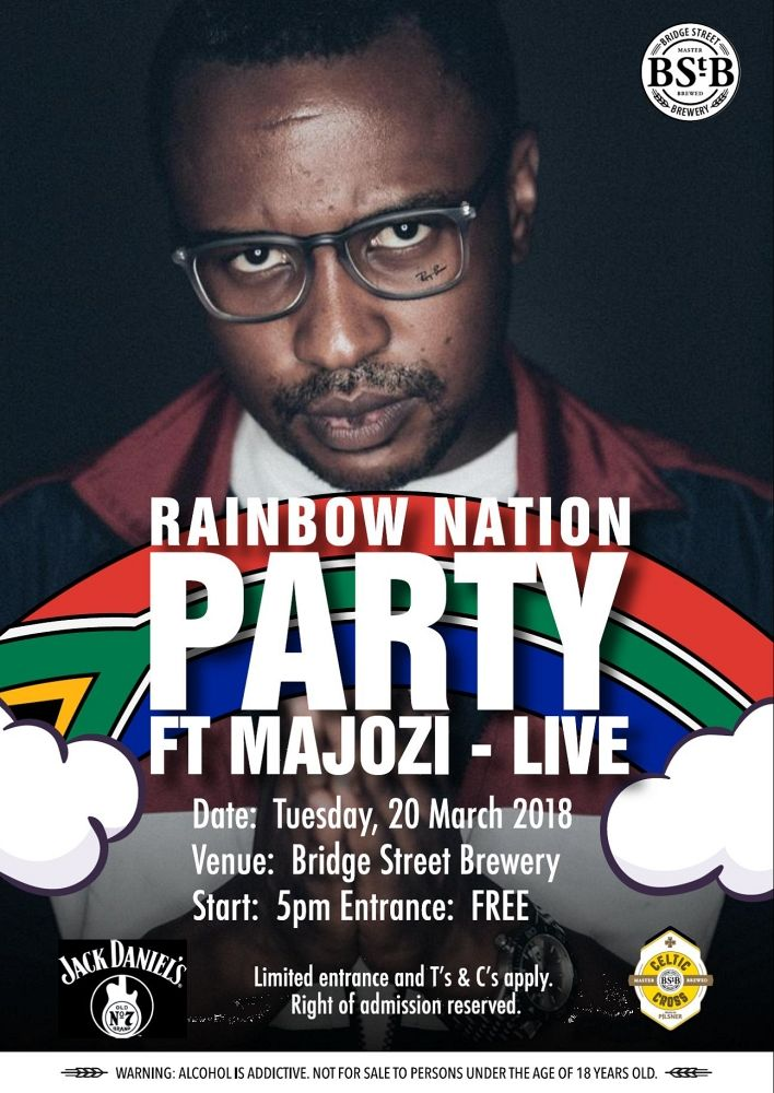 Majozi Live At Bridge Street For Human Rights Day photo