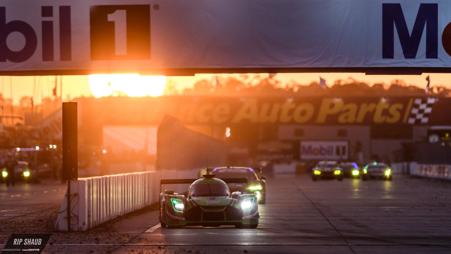 Tequila Patron Esm Nabs First Victory At Sebring For Nissan Since 1994 photo