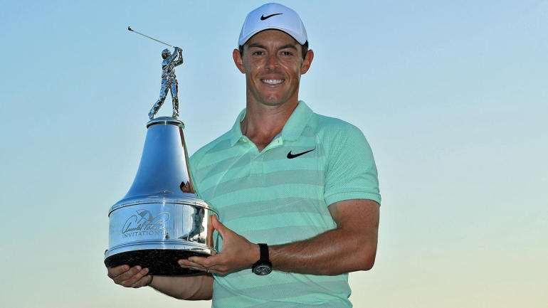 Look: Rory Mcilroy Leads Media In Vodka Toast To Arnold Palmer After Bay Hill Win photo