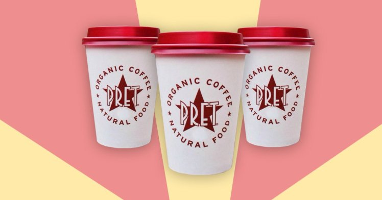 Pret Is Giving Away 300,000 Free Hot Drinks photo
