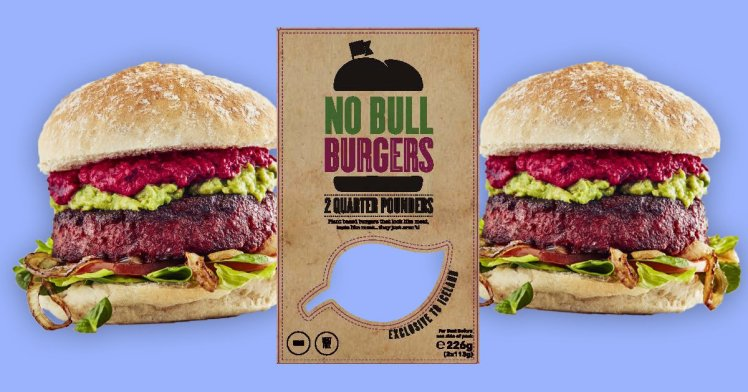 Iceland Is Launching Its Own 'bleeding' Vegan Burger That You Can Cook At Home photo