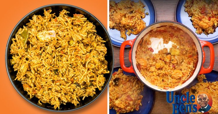 One Pot 'biryani' Made With Uncle Ben's Rice Is An Insult To All Biryani photo