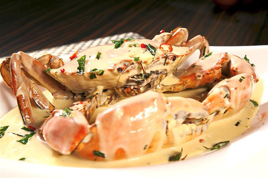 Here's How You Can Whip Up Kelly Jie Seafood's Signature Creamy Butter Crab At Home, photo