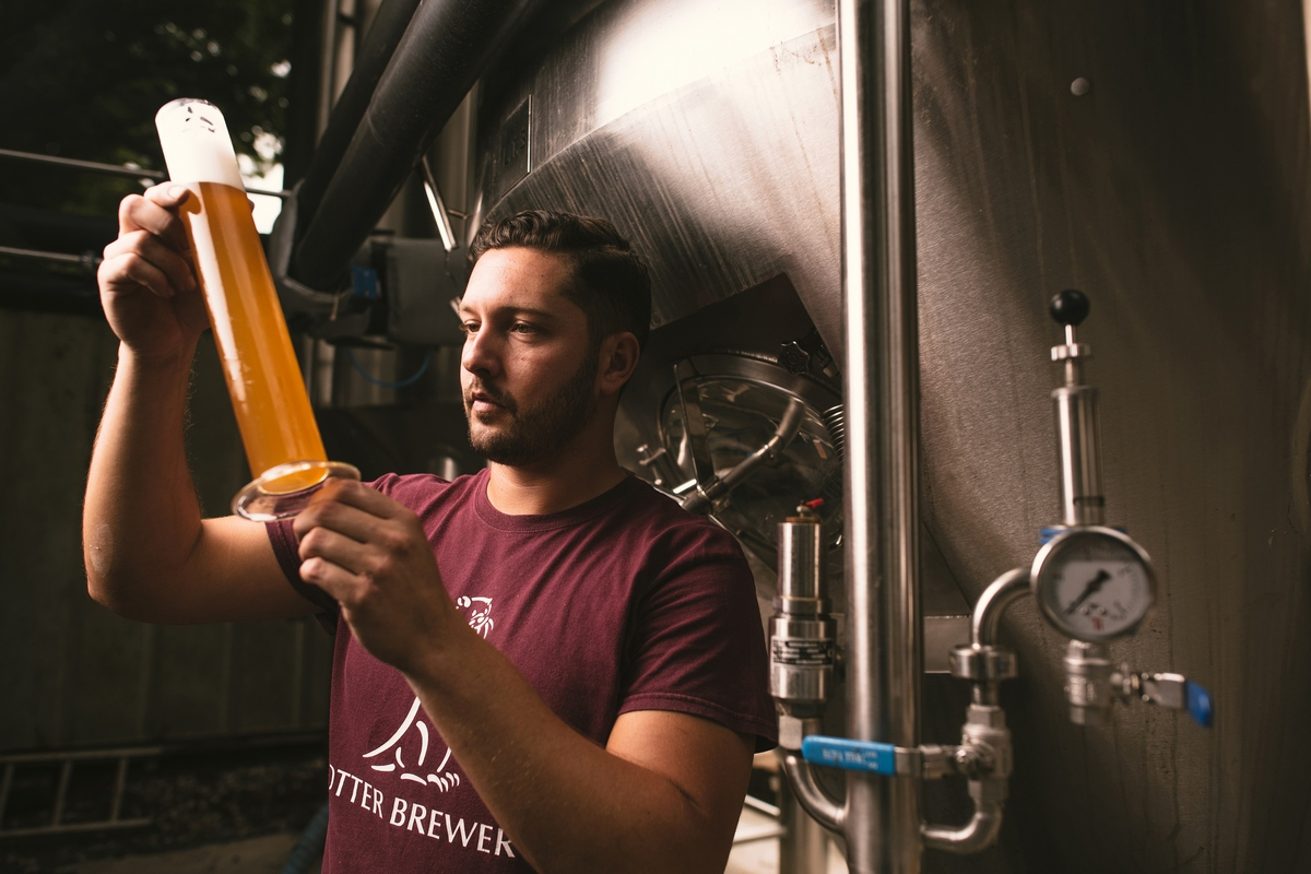 Otter Brewery Launches Session Lager Tarka Four ? Beer Today photo