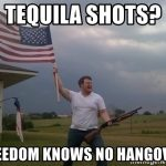 Americans are drinking more tequila in protest of President Trump photo