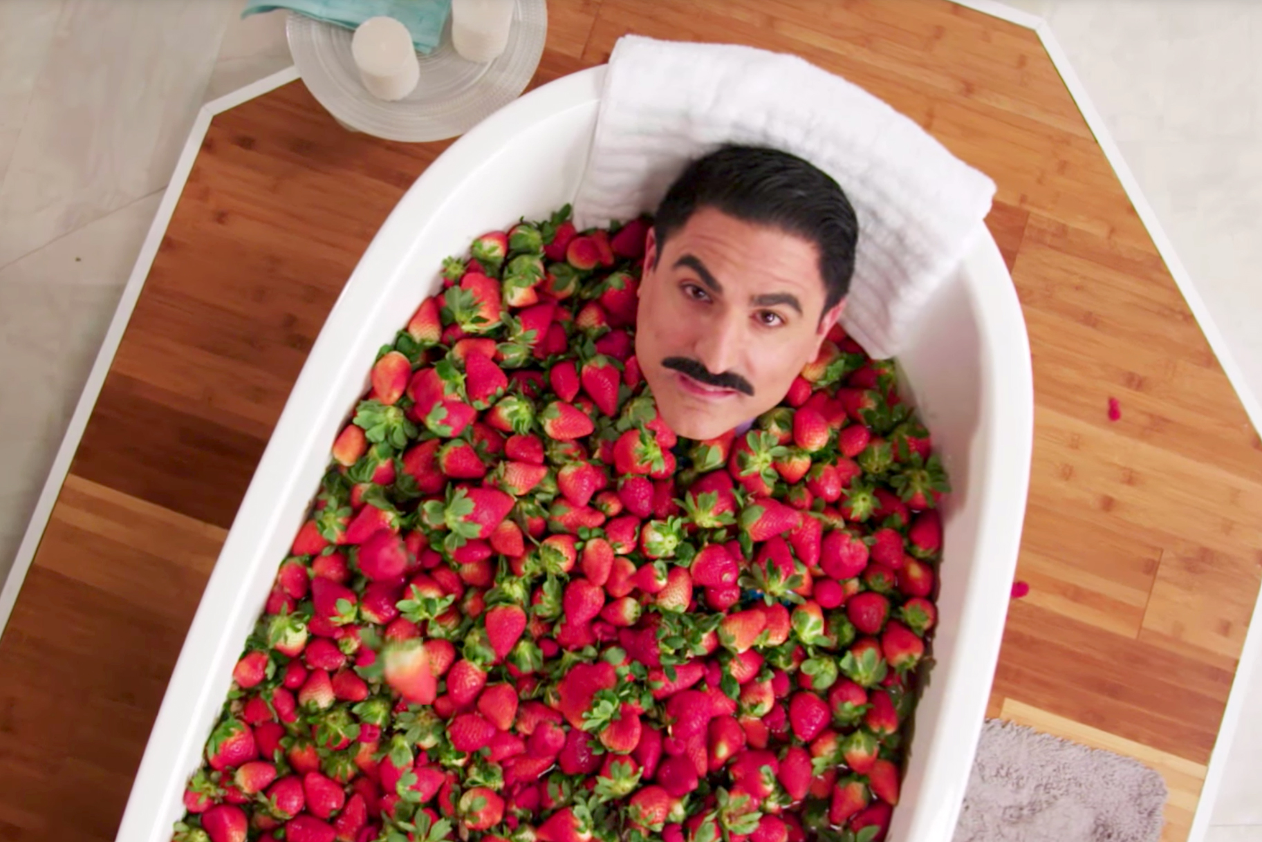 Reza Farahan Is In The Business Of Making Weird Informercials Now photo