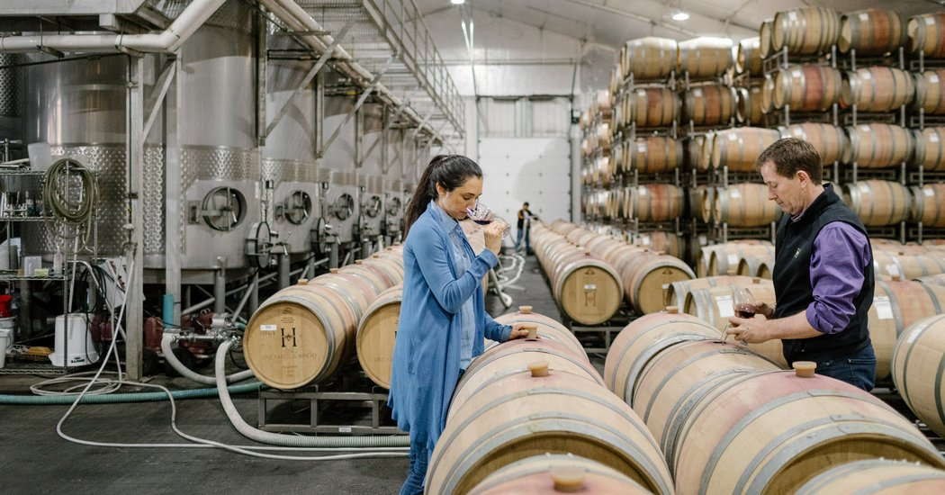 China Finds California Wine Pairs Well With A Trade War photo