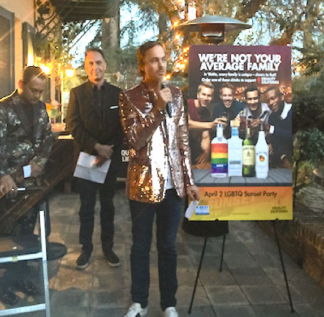 With Absolut Elyx, A Groundbreaking Lgbt Marketer Toasts Inclusivity photo