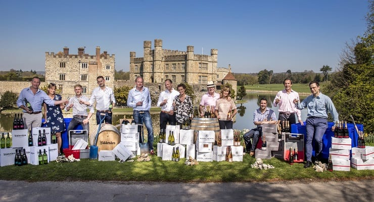 Seven Kent Wineries Join Forces To Launch The Wine Garden Of England photo
