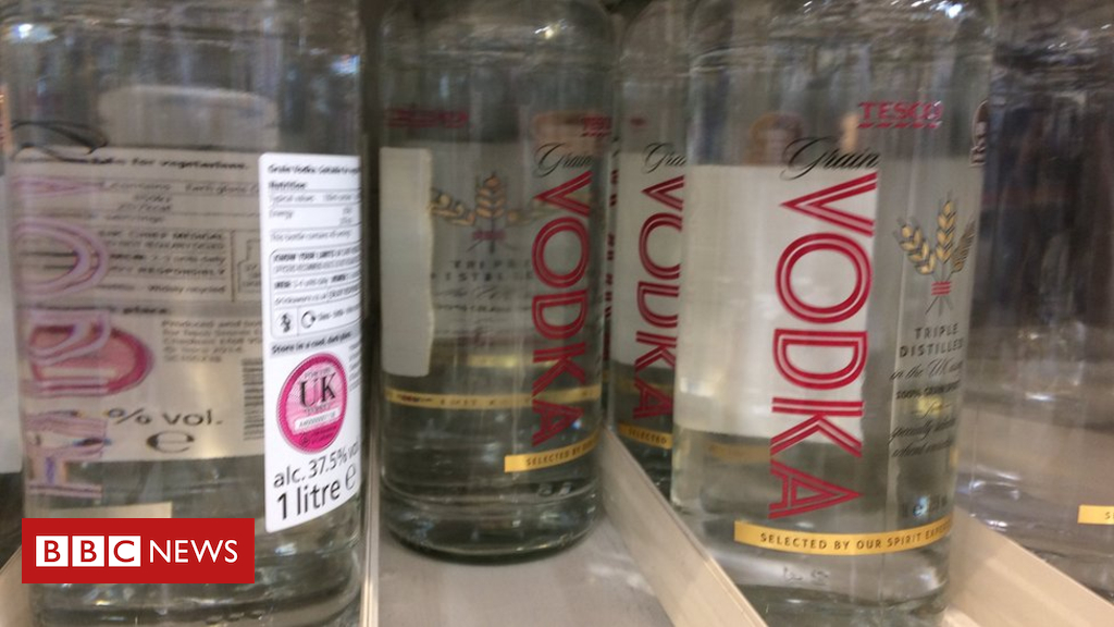 New Pricing Law Could See Spirits Rise By £3 photo
