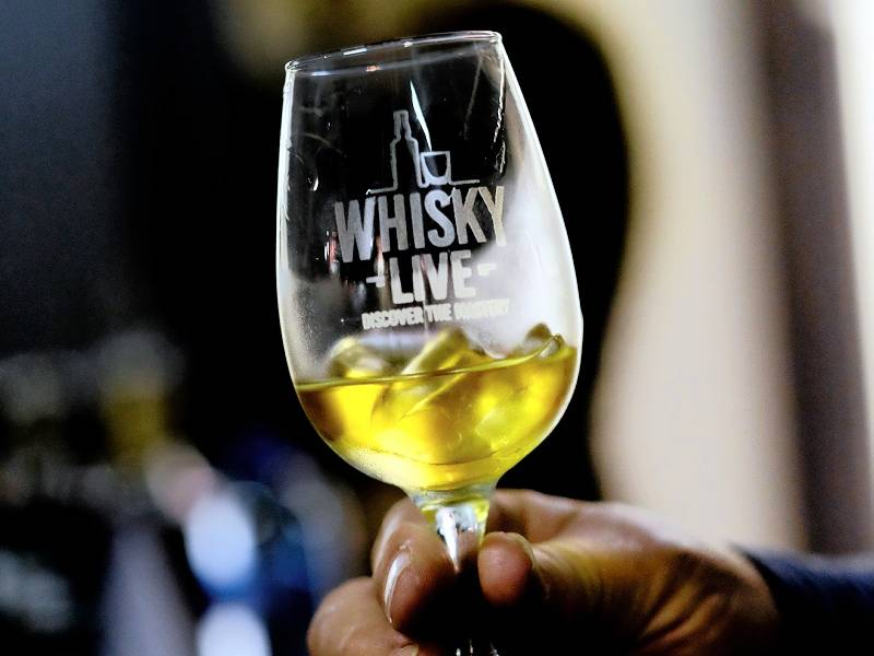 Whisky Live Set For Return To City photo