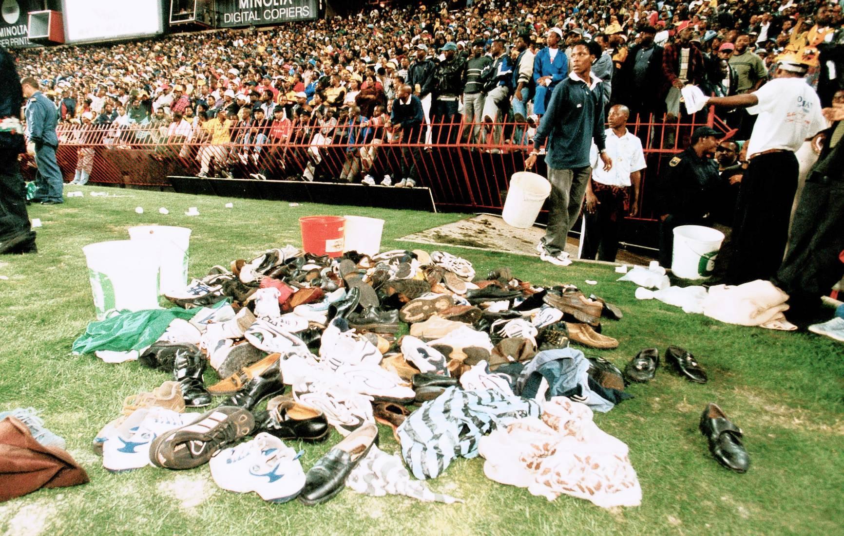Ellis Park Tragedy Largely Forgotten photo