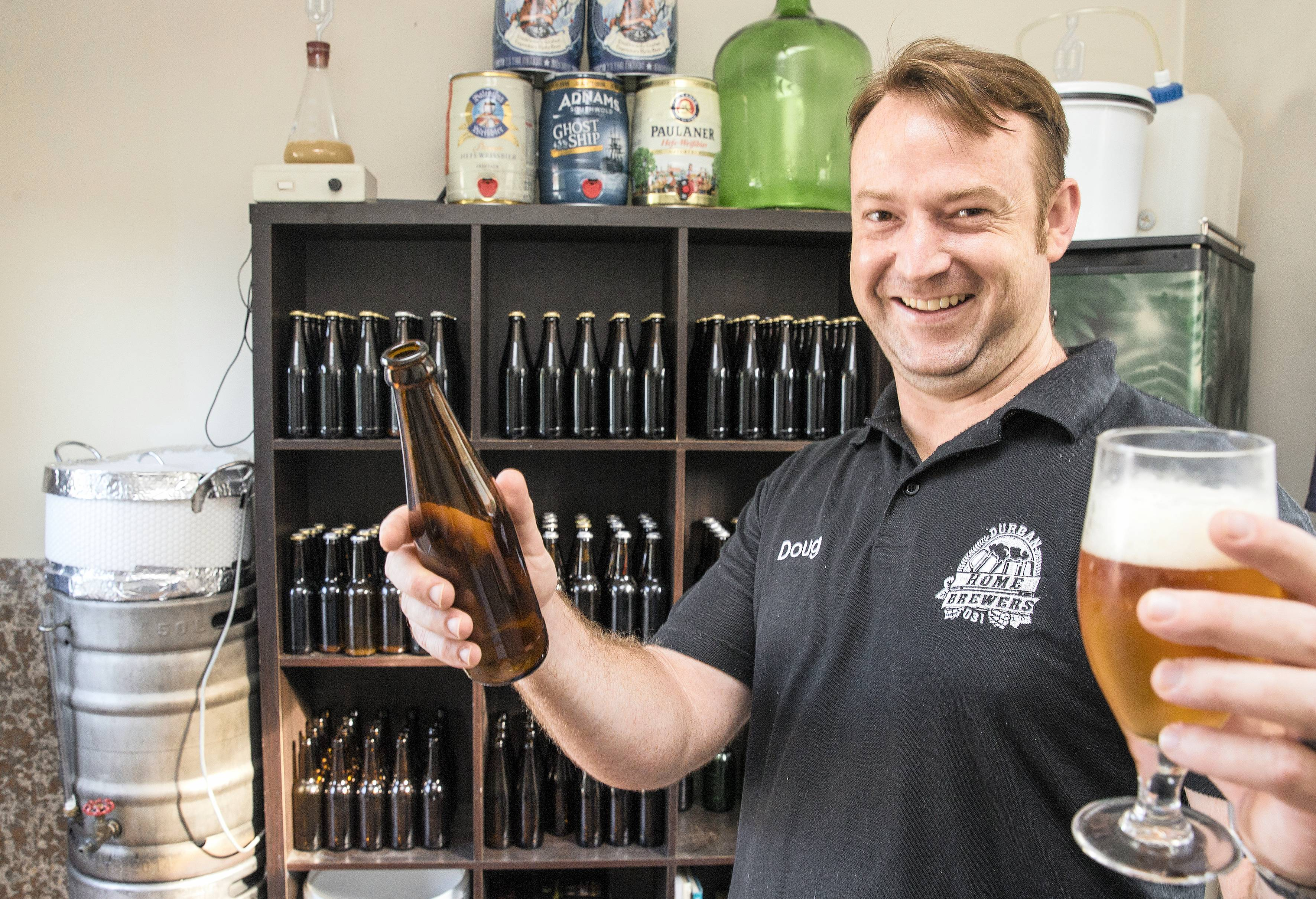 Watch: Home Brewers' Club Have Something Special Brewing For Craftfest photo