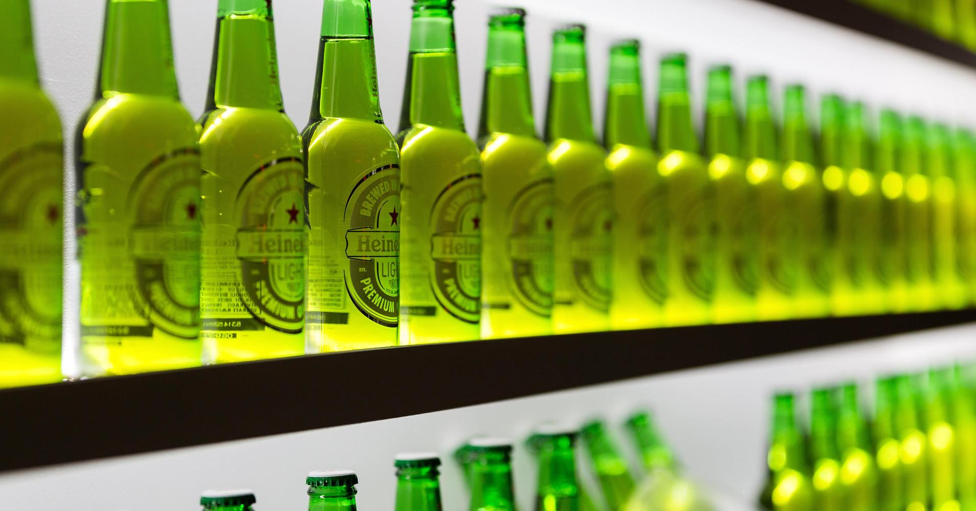 Heineken Boosts Beer Sales In Asia, Americas Helped By Early Easter photo