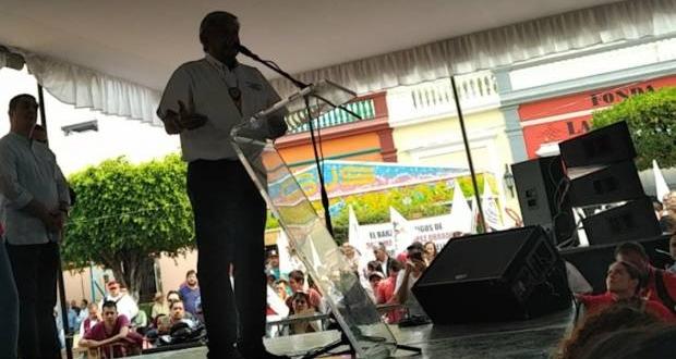 """""""la Mafia Del Poder"""" Fue A Pasar Lista A La Fiesta De Salinas: Amlo photo"""