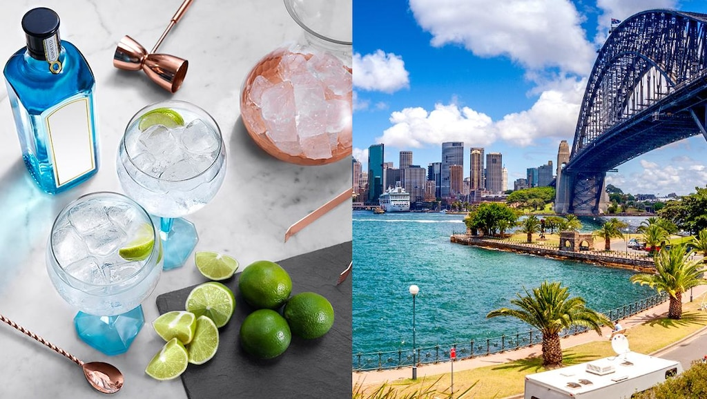 Win A Vivid Weekender In Sydney With Bombay Sapphire photo