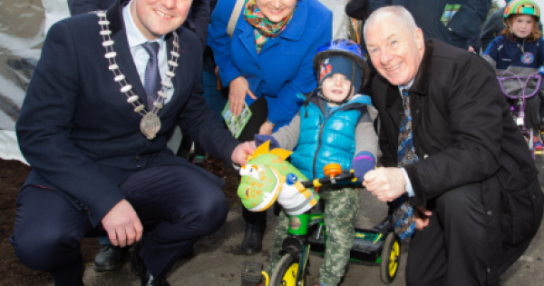 Council Plan To Connect Offaly To The West With Canal Greenways photo