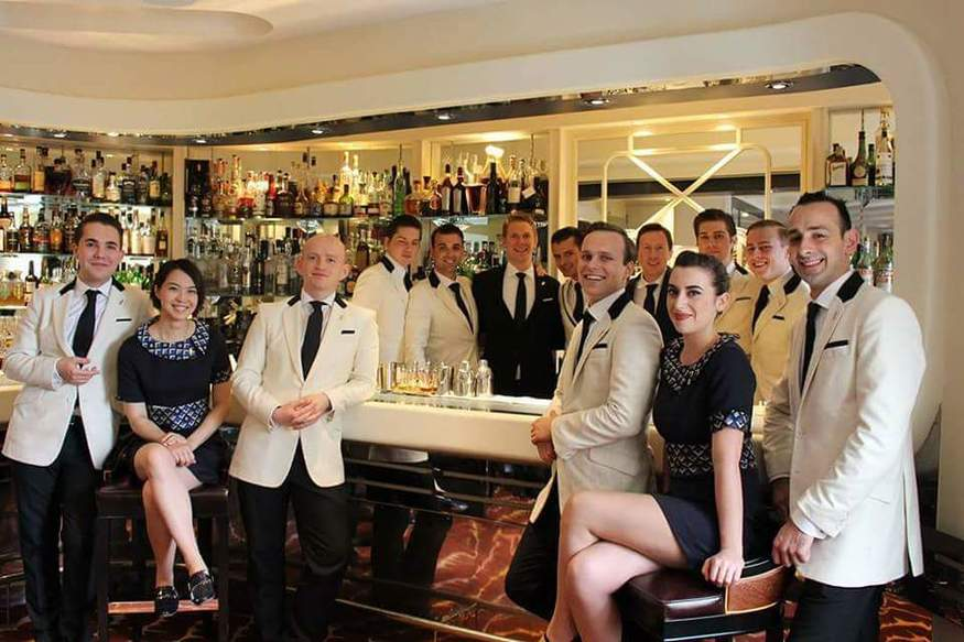 Things You Didn't Know About The Savoy's American Bar photo