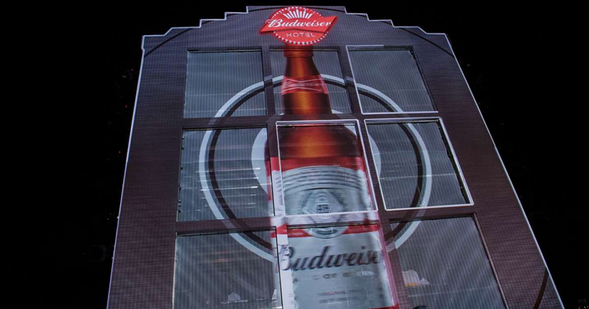 Budweiser Launches In Nigeria With The Bud Hotel photo