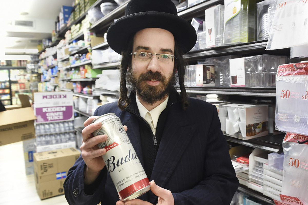 The 'king Of Beers' Is The Also The Chosen Brew: Rabbis photo