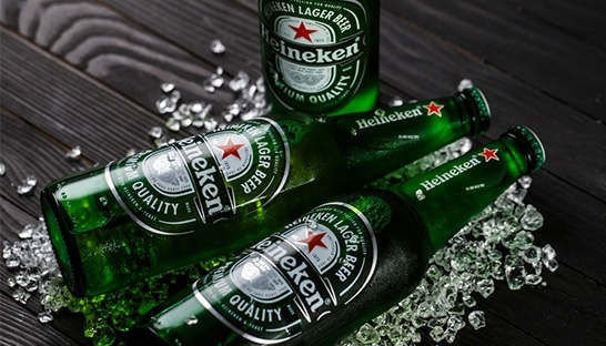 Digitale Transformatie En Fusieintegratie Stuwen Advieskosten Van Heineken photo