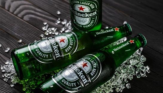 Digitale Transformatie En Fusieintegratie Stuwen Advieskosten Van Heineken photo